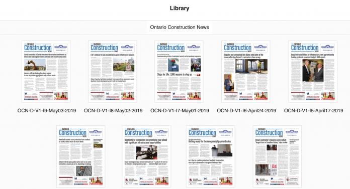 ocn daily library